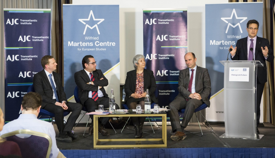 Squaring the Circle - Migrants, Integration and Values