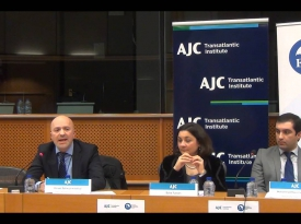 Embedded thumbnail for Video: Daniel Schwammenthal on EU's Policy of Engagement with Iran