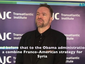 Embedded thumbnail for FDD Reuel Marc Gerecht explains why the US will nix the Iranian deal