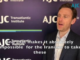 Embedded thumbnail for FDD CEO Mark Dubowitz discusses why the U.S. should try fixing the deal with Iran