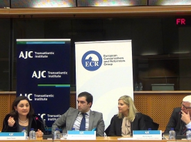 Embedded thumbnail for Videos: Human Rights in Iran and the EU's Policy of Engagement