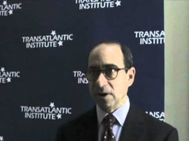 Embedded thumbnail for Transatlantic Priorities with Ian Lesser of the German Marshall Fund