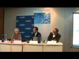Embedded thumbnail for Video: Transatlantic Foreign and Security Priorities