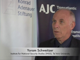 Embedded thumbnail for Video: Yoram Schweitzer discusses the need to ban Hezbollah